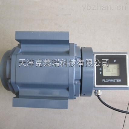 衡水LLQ型天然氣專用氣體腰輪流量計