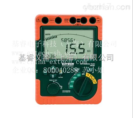 美国EXTECH艾士科380363数字绝缘测试仪