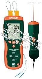EXTECH HD200-NISTL红外测温仪,差示温度计数据记录仪