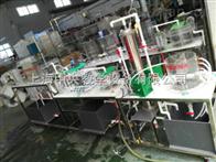 JY-G208污水处理厂立体布置模型(能运转)