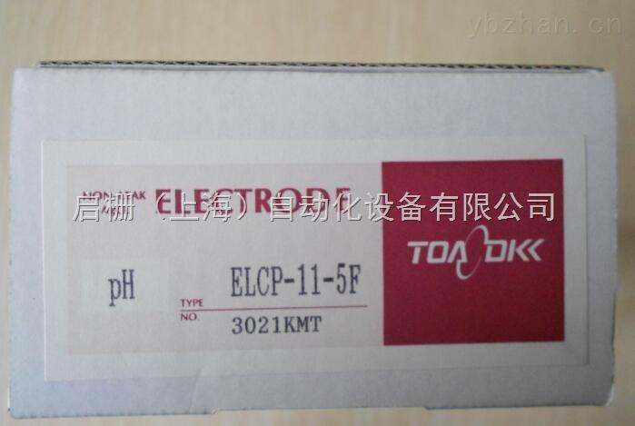DKK在线PH电极ELCP-51-5F