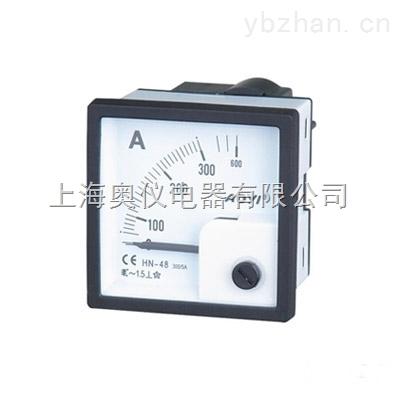 电压表 指针式电压表HN-48系列