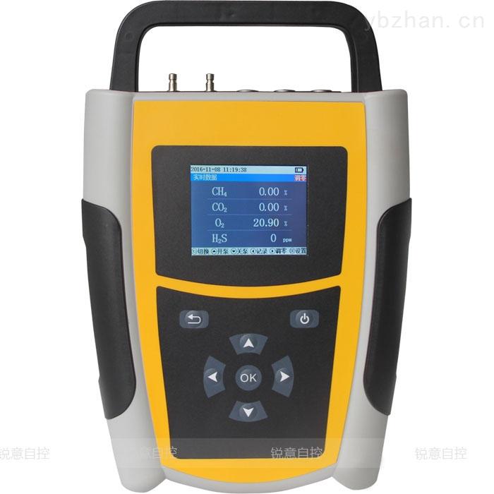 锐意自控沼气分析仪(智能便携型)
