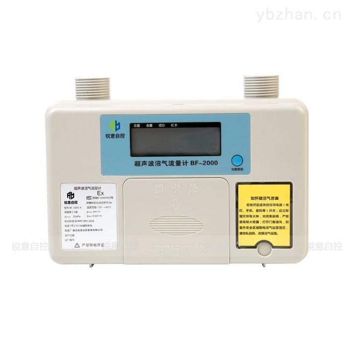 BF-2000-銳意自控超聲波沼氣流量計