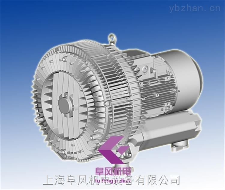 2GB940-H47旋涡环形高压鼓风机25kw