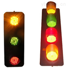 ABC-HCX-100铁壳滑触线四相电源指示灯