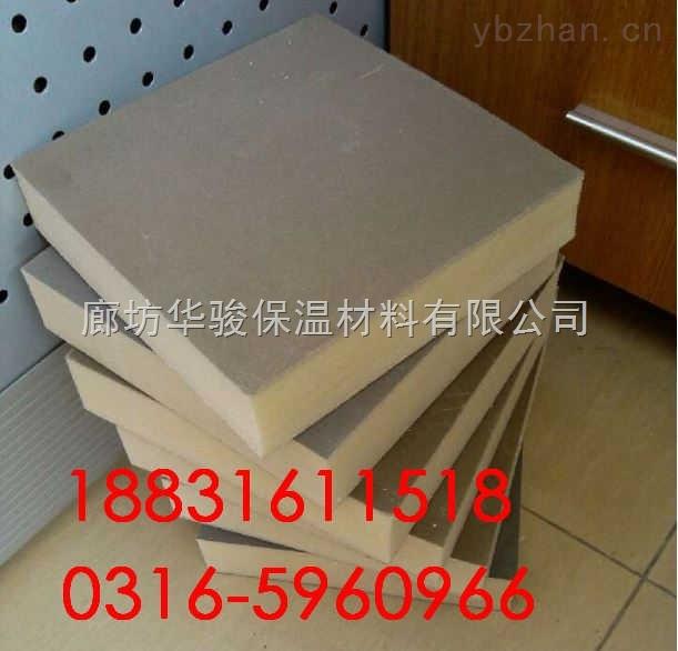 聚氨酯复合保温板价格最新行情