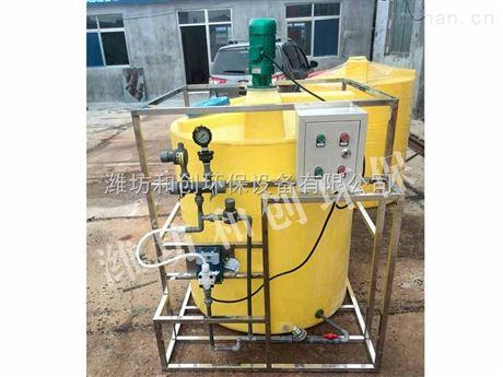 乙酸钠投加装置功能介绍/成套加药装置厂家