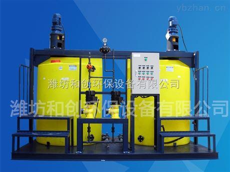 移动式乙酸钠投加装置/全自动污水处理装置