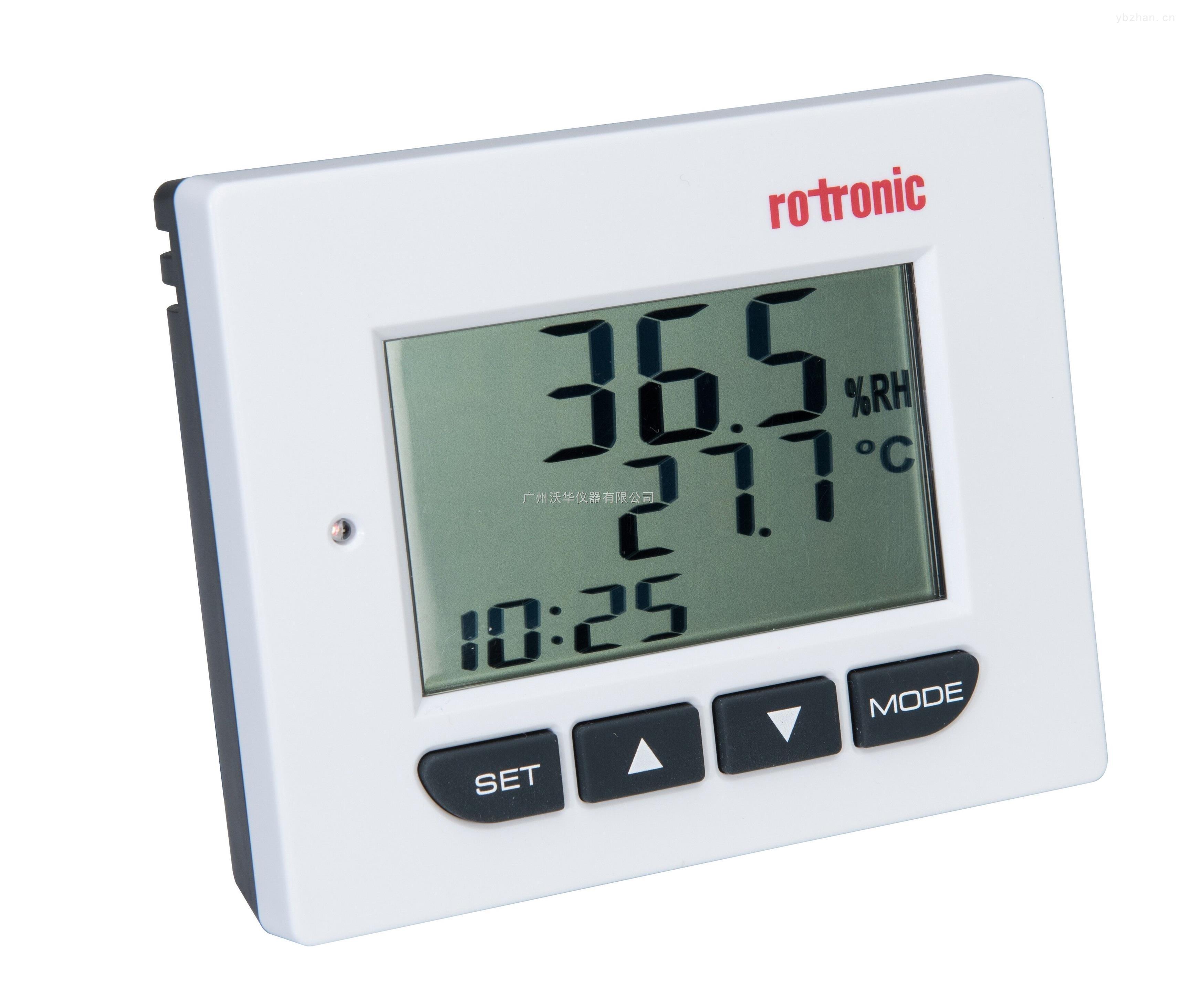 rotronic房间用温湿度显示器