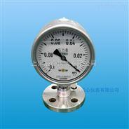 不锈钢充油耐震压力表