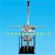 可视石英玻璃化学反应釜  型號:DSSA-0.5