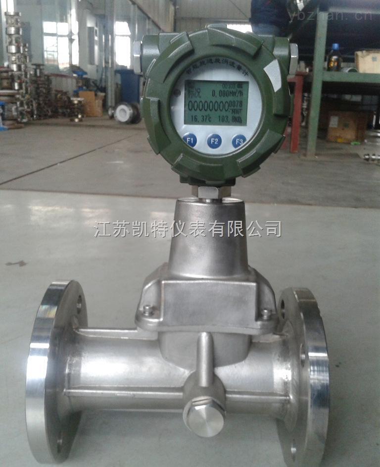 导管连接式涡轮流量计