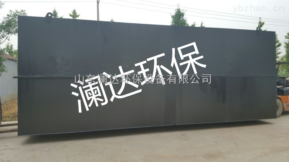 湖北荆门学校一体化污水处理设备越挫越勇