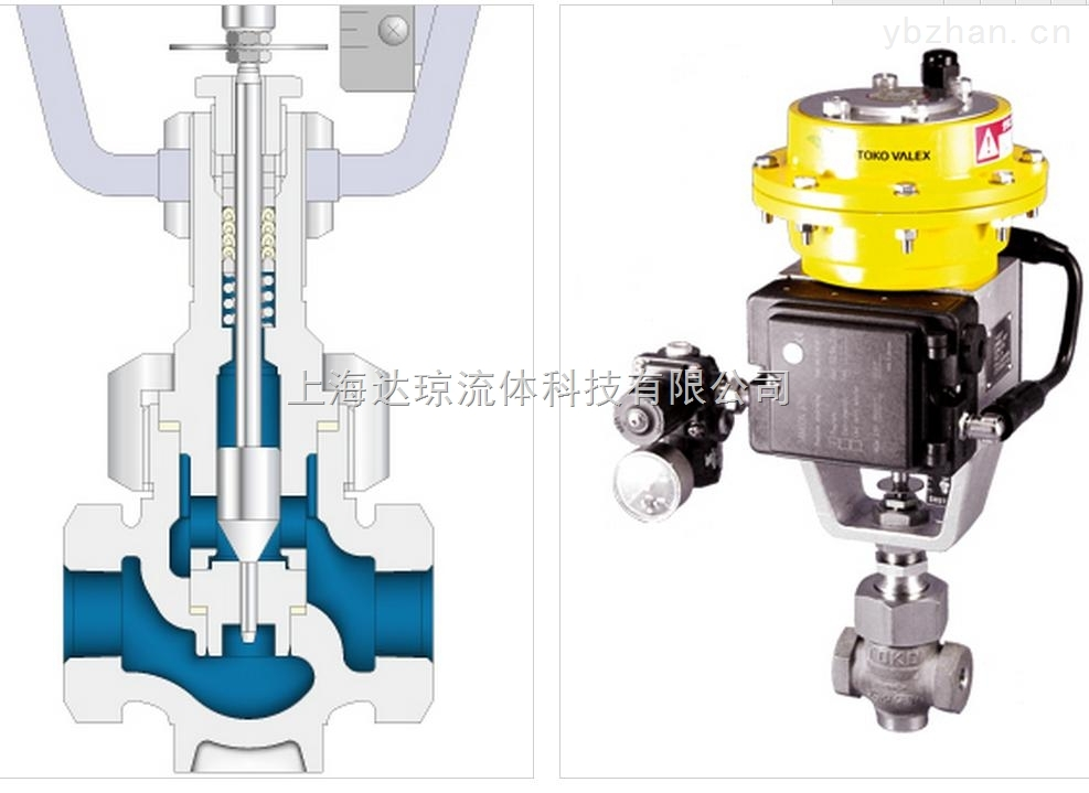 T-8020微小流量調節閥-日本TOKO(東工)閥門(上海)達瓊流體 現貨供應