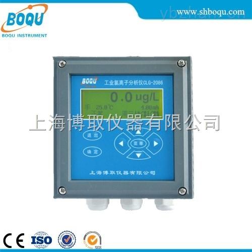 用于钢厂电厂的脱硫在线氯离子测定仪