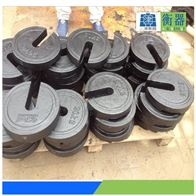 1kgC字形砝码|铸铁材料1公斤增砣砝码