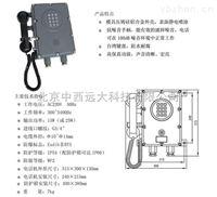 HZBA型擴音呼叫防爆自動電話機+DYS型防爆揚聲器 型號:FF20-HZBA庫號:M334457
