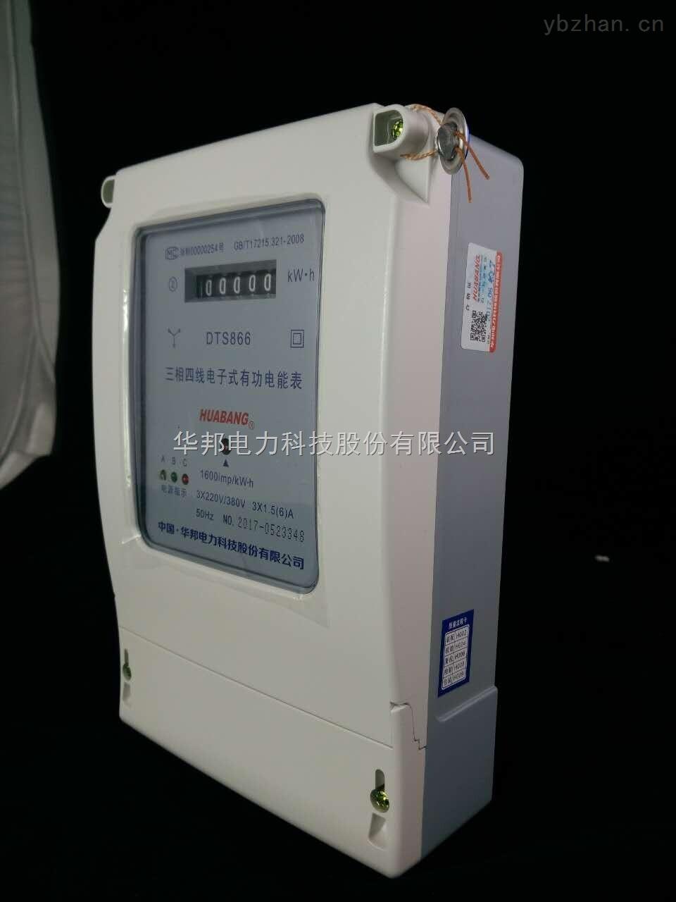 DTS866-壁掛安裝三相電子式電能表