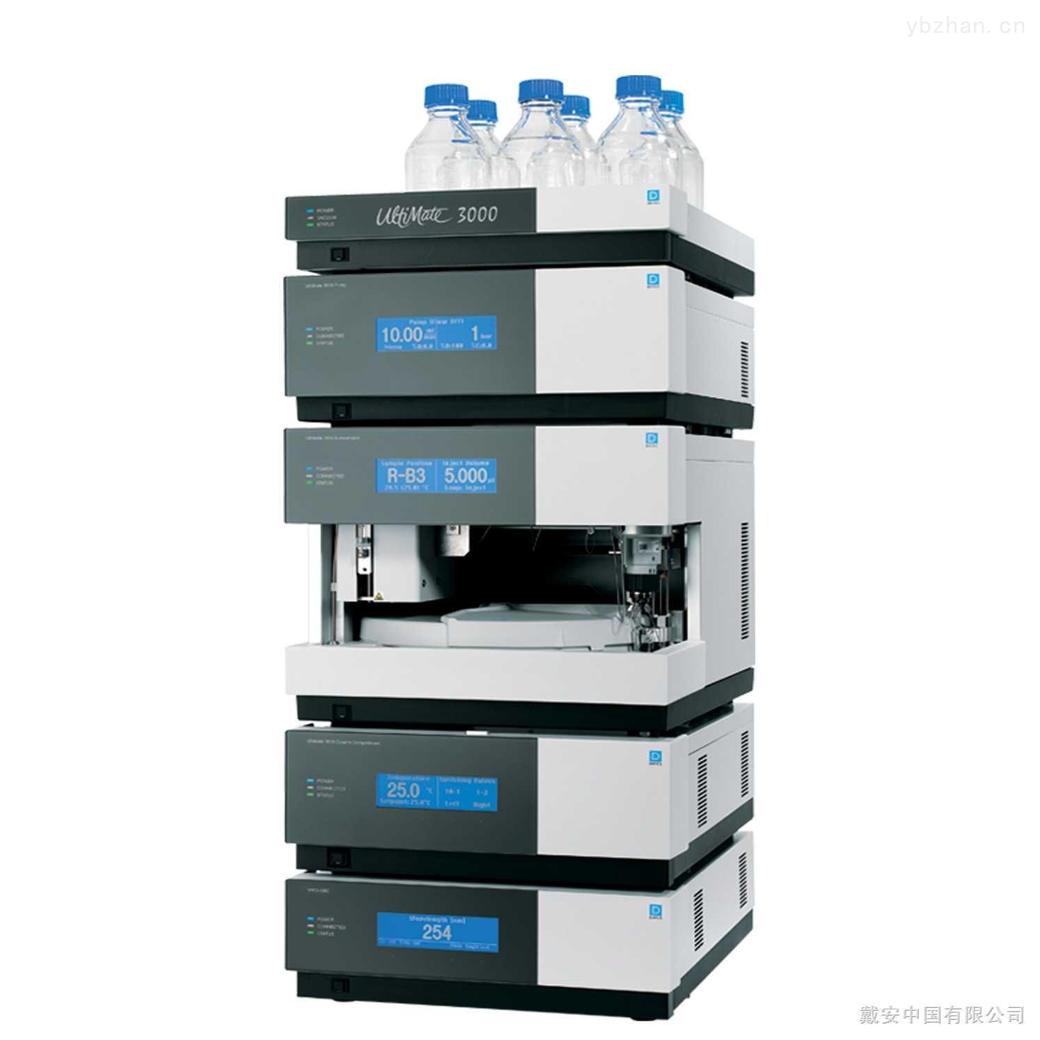 戴安高速液相色譜儀應用