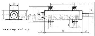 精密直线位移电位器(阻值5KΩ)