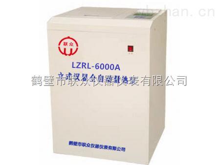 LZRL-6000A型-LZRL-6000A型 立式漢顯全自動量熱儀