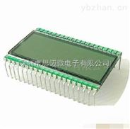 开发订制段码TN HTN STN 断码全透 半透 反射LCD液晶显示屏