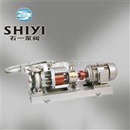 MT-HTP型高温磁力泵 耐腐蚀无泄漏水泵