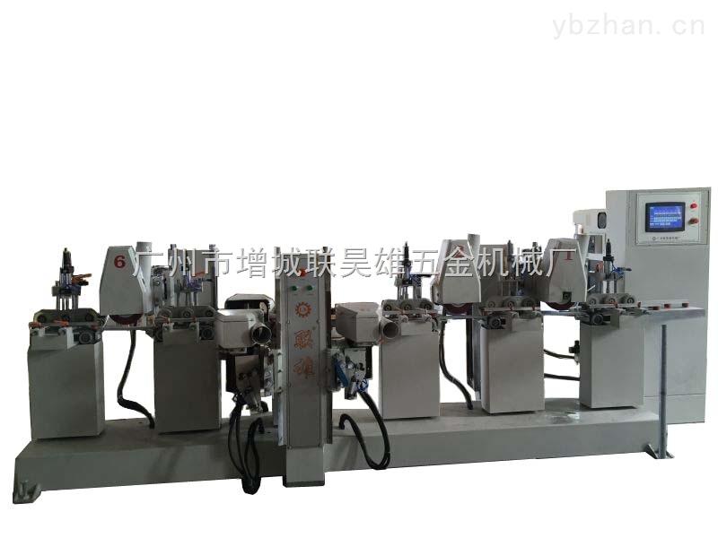 LX-0312B2-六轴木线条抛光机、专业生产厂家