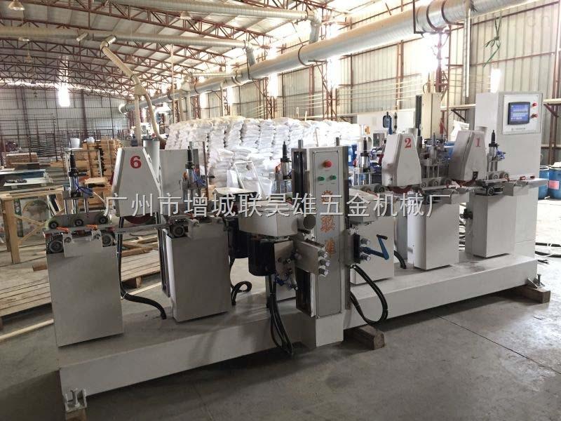 木线条砂光机、专业生产厂家