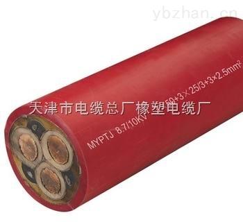 MY MYP橡套电缆【生产检验出厂】标准应用范围