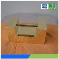 2公斤不锈钢锁形砝码(带检验)