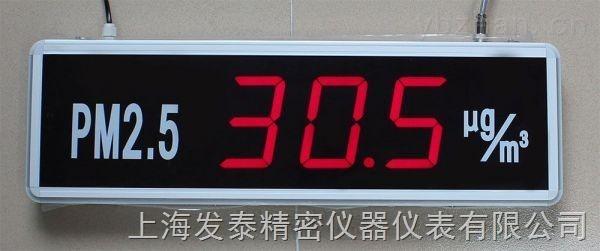 PM2.5显示屏