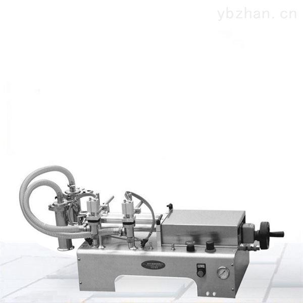 白醋酱油半自动液体小型灌装机