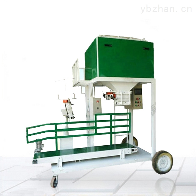 移动式生物肥料颗粒包装机