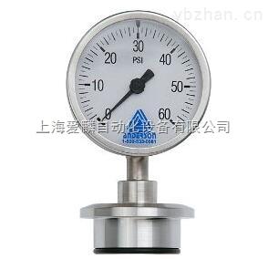 安德森-耐格EK 緊湊型壓力表