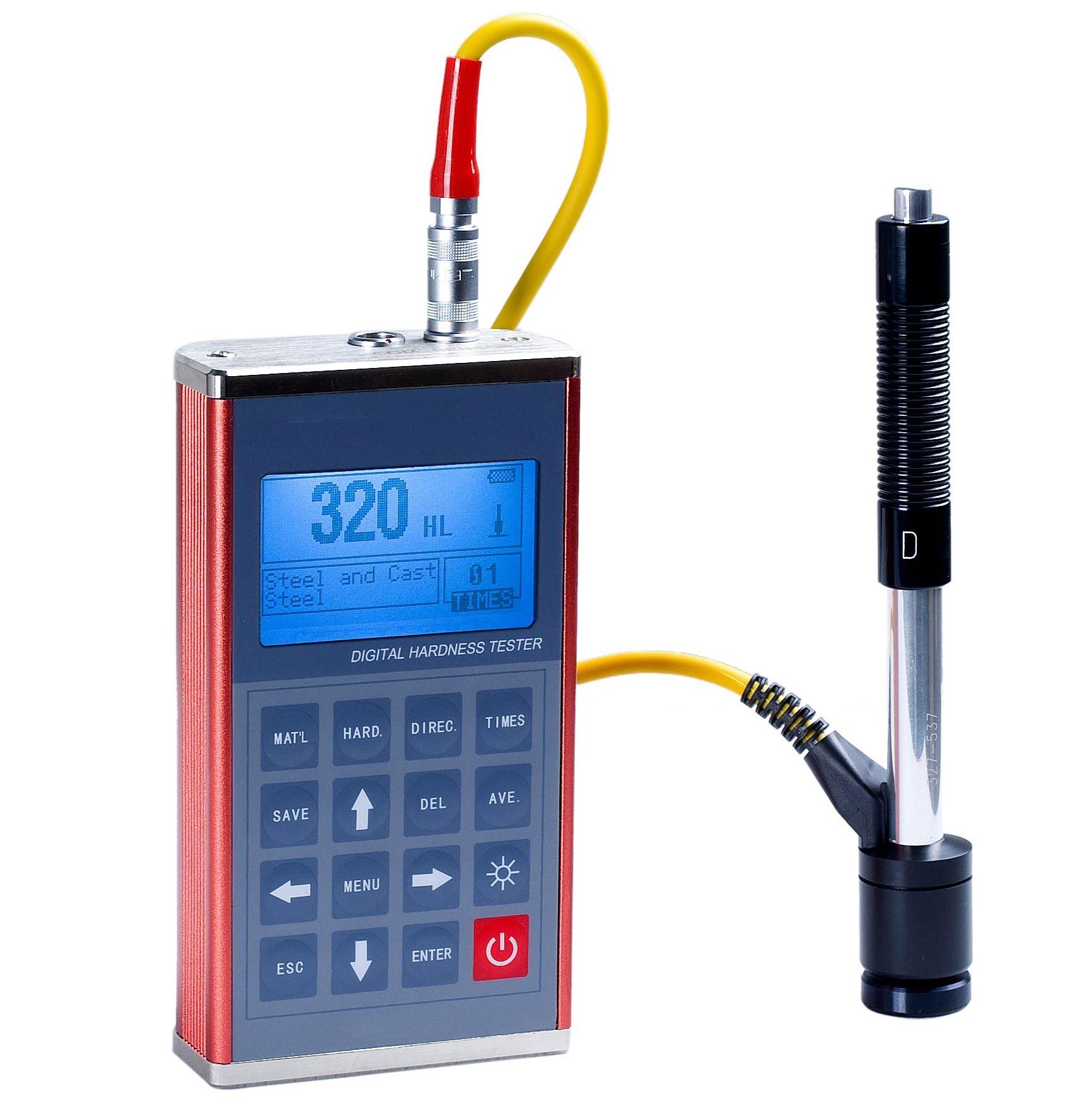 里氏硬度计在热处理行业中的实际应用
