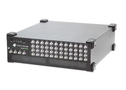 德国Spectrum发布LXI数字化仪 实现多通道同步数据采集