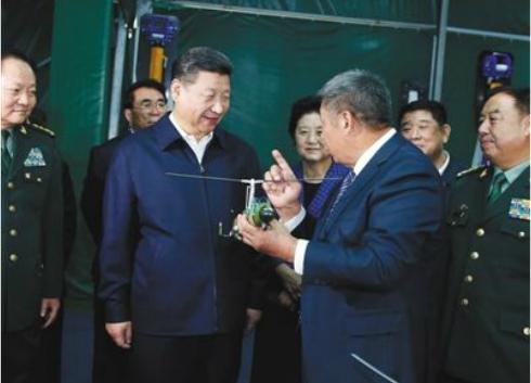 首届中国军民两用技术创新应用大赛即将步入半决赛