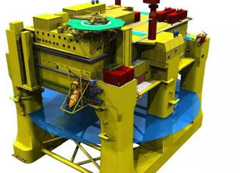 "ABB海上风电解决方案为海上平台""减重"""