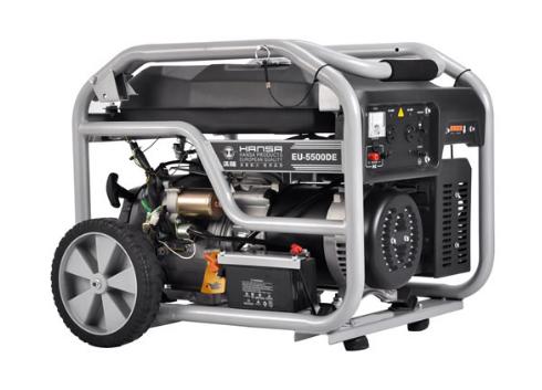 汉萨动力EU-5500DE 汽油发电机12月价格行情