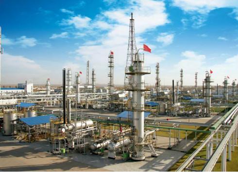 中国石油污染源在线监测系统领先全国平均水平