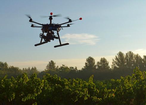 无人机助力山东滨州开展江森项目地形图测绘工作