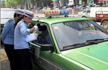 安徽铜陵计量所完成1200辆出租车计价器检定工作