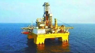"""西门子DP3闭环动力解决方案护航""""蓝鲸1号""""钻井平台"""