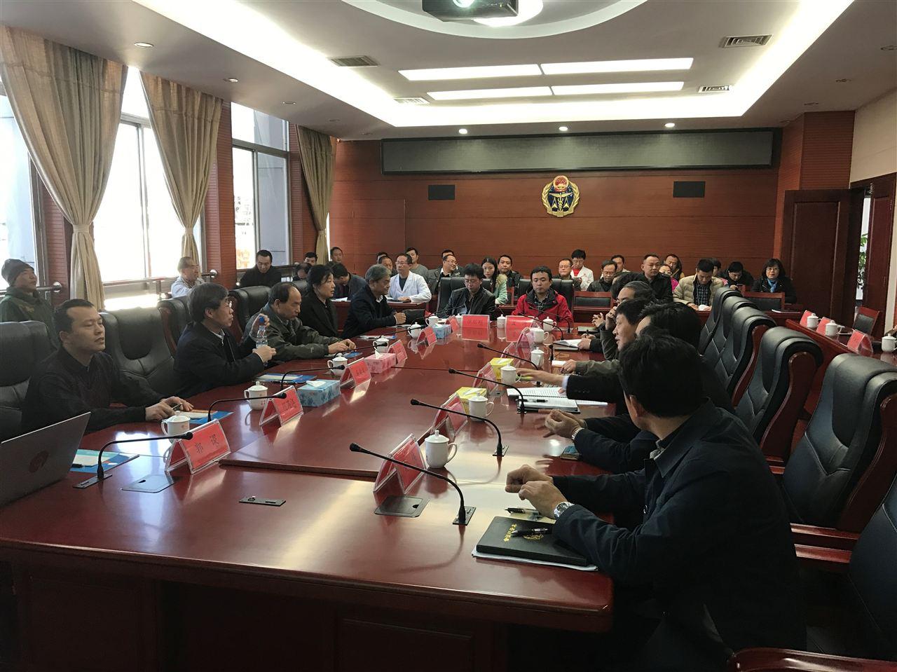 """中国计量测试学会在云南举办""""计量测试专家云南行""""活动"""