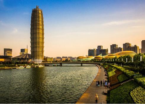 河南郑州将新建55个重点乡镇空气质量监测站