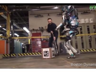 不可思议的机器人 我们是否会被机器人统治