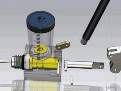 TM涡轮流量计装配工作原理及有限元力学分析