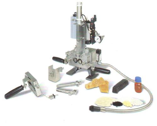 步骤控制测量型混合器和型系列测量混合器还配备了一个TEP...